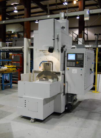 Fellows 10-7 Gear Shaper 3 Axes And 1 Spindle
