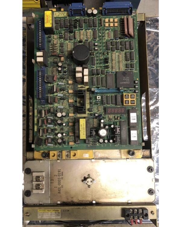 Fanuc Spindle Amplifier Module