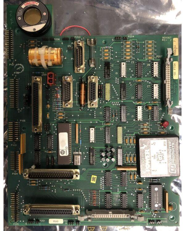 Allen Bradley 8200 Front Panel Processor