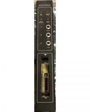 Allen Bradley 8200 Bubble Memory Slot Assembly