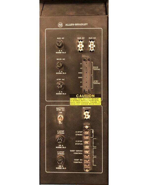 Allen Bradley 8200 Power Supply
