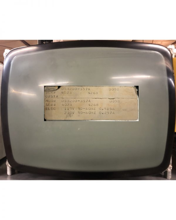 Allen Bradley 8200 CRT Assembly