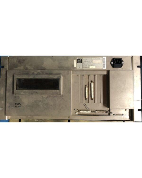 Allen Bradley 8600 PC Unit