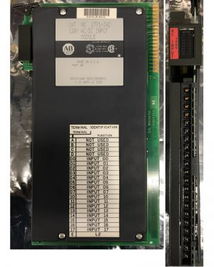 Allen Bradley PLC2 120V Input Module