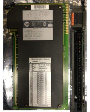 Allen Bradley PLC2 120V Output Module