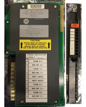 Allen Bradley PLC2 Power Contact Module