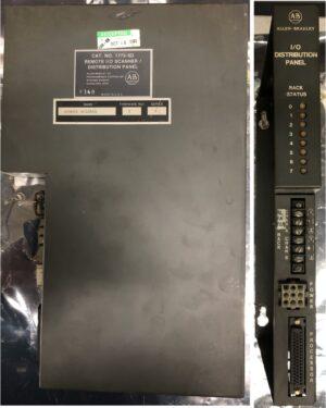 Allen Bradley Remote I/O Scanner