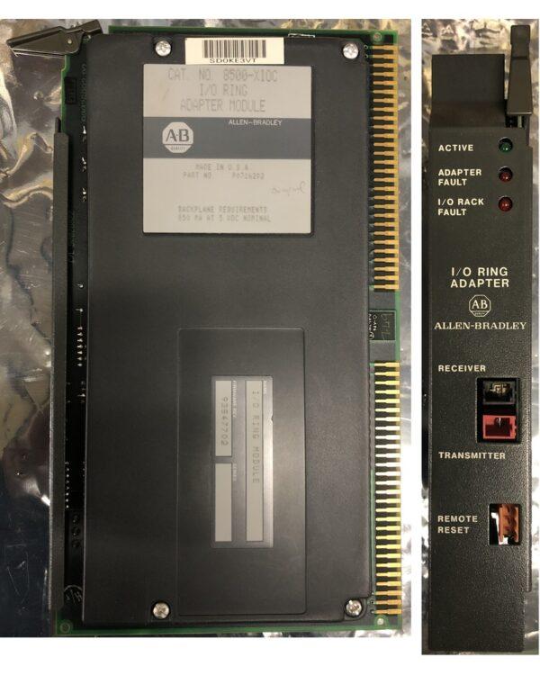 Allen Bradley PLC2 I/O Ring Adapter Module