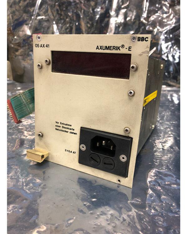 BBC PLC Power Supply Module