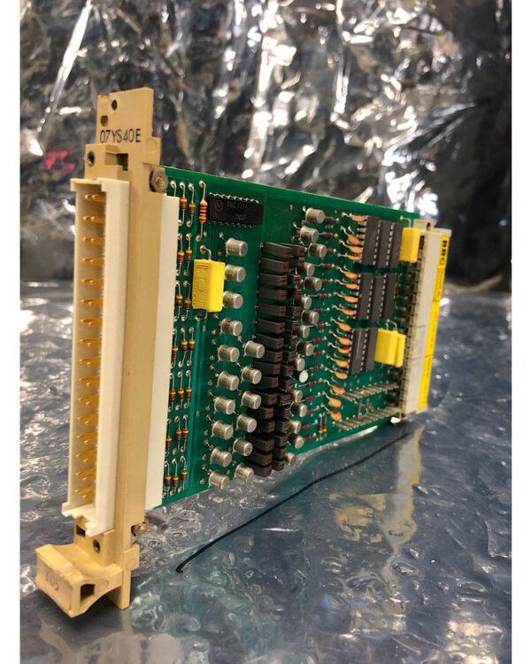BBC PLC Output Module