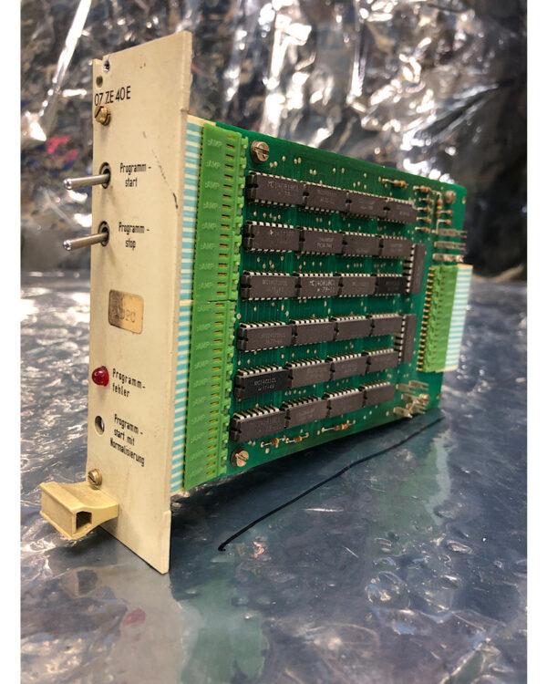 BBC PLC CPU Module