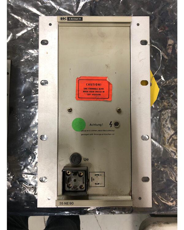 BBC CETACT Power Supply