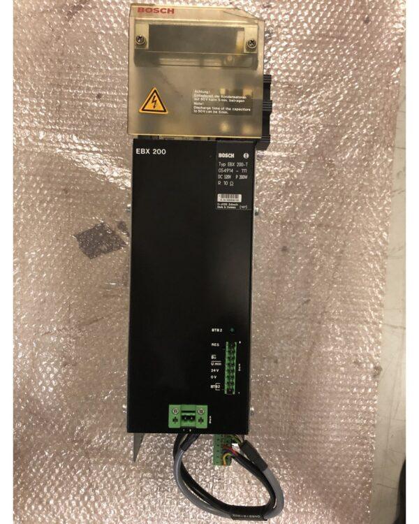 Bosch External Braking Resistor