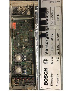 Bosch Power Supply