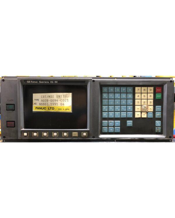 Fanuc 15-M LCD/MDI Unit