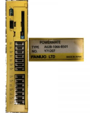 Fanuc Power Mate Control