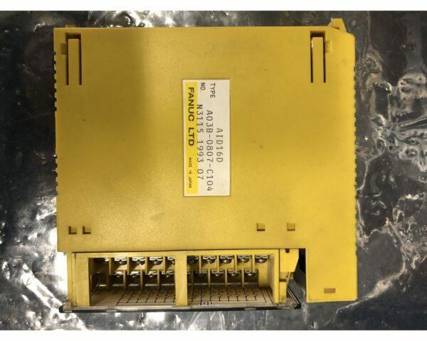 Fanuc Model A Input Card