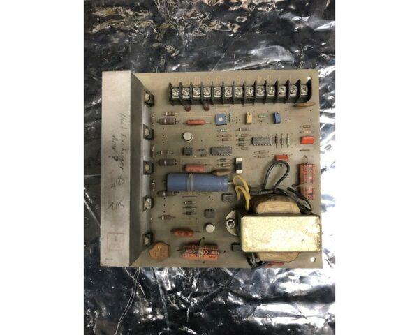 Foxboro Jordan Servo Amplifier