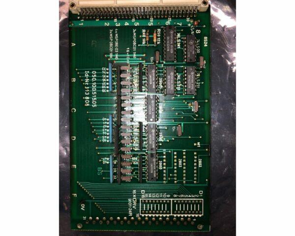 Heckler & Koch CNC Card
