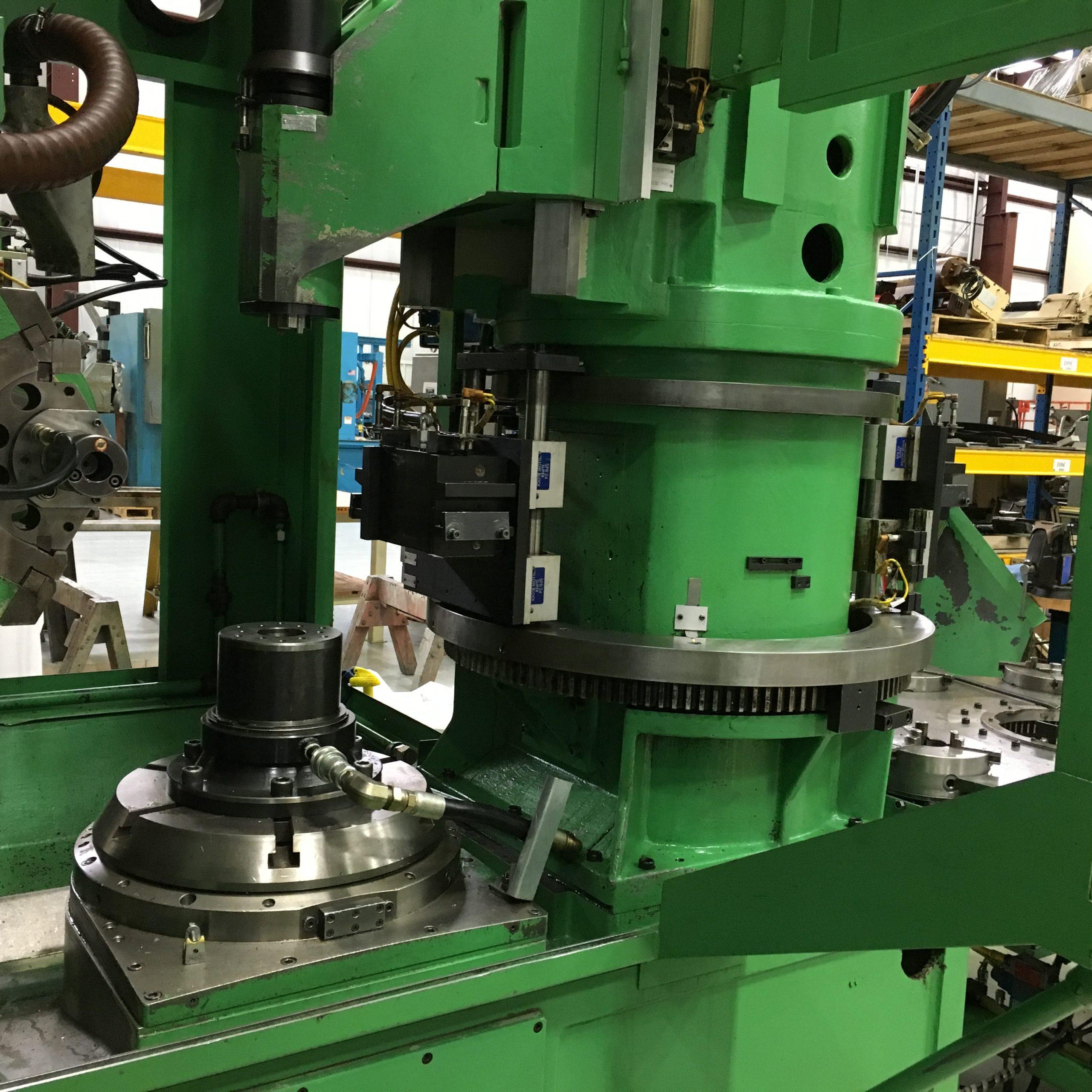 Pfauter PE 500 CNC Gear Hobber