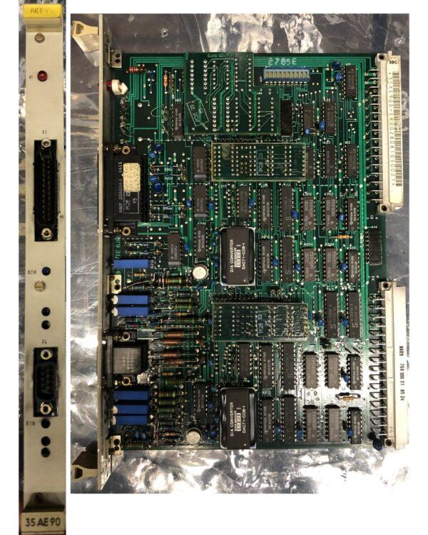 Liebherr MPST AK1 Module