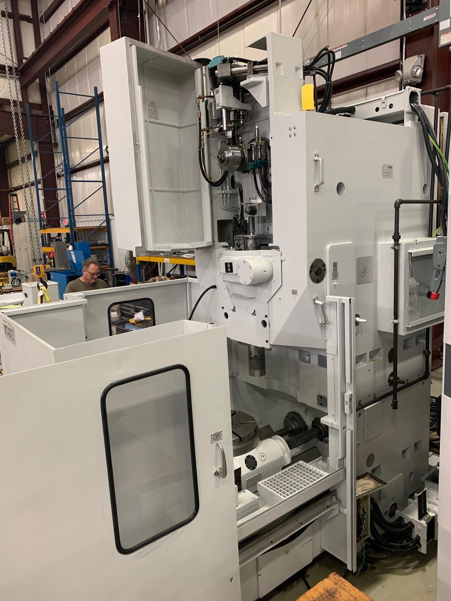 Lorenz LS 424 CNC Gear Shaper