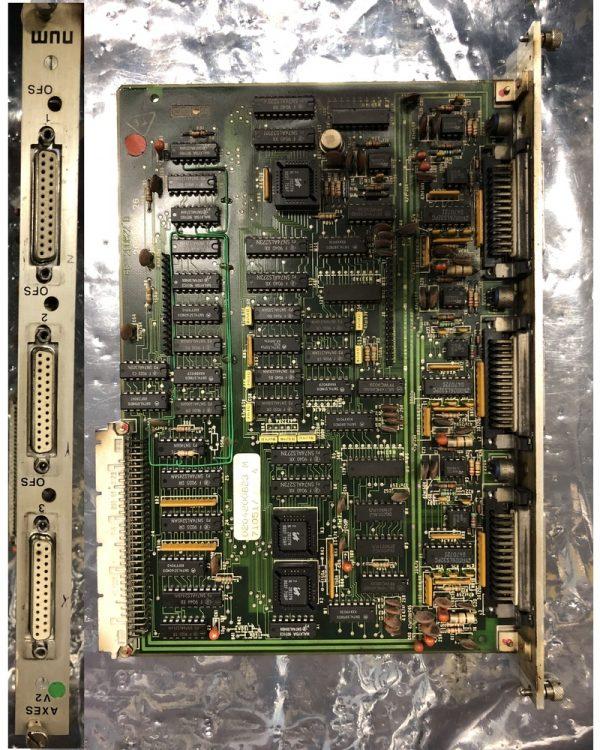 NUM 760/750 Axis Module