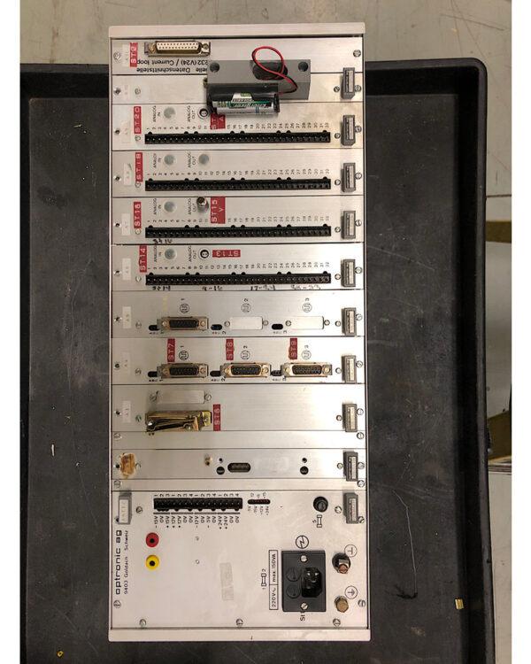 Optronic D107C CNC Rack