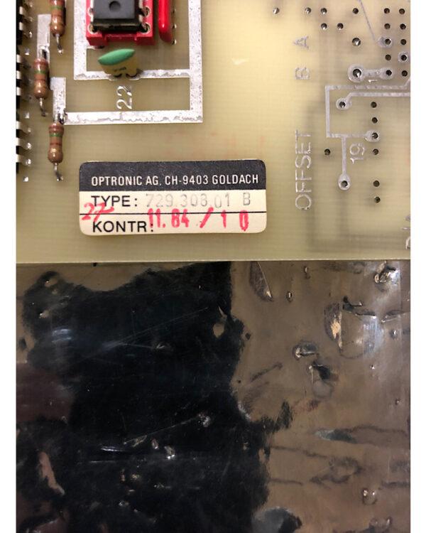 Optronic D107C Output Module