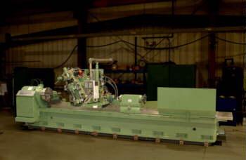 Pfauter P400H Gear Hobbing Machine