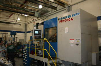 Pfauter PE1000G Gear Ginding Machine