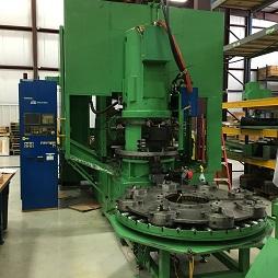 PE500AW CNC Gear Hobber