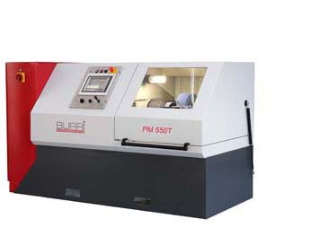 Burri PM-550T Grinding Wheel Profile Machine