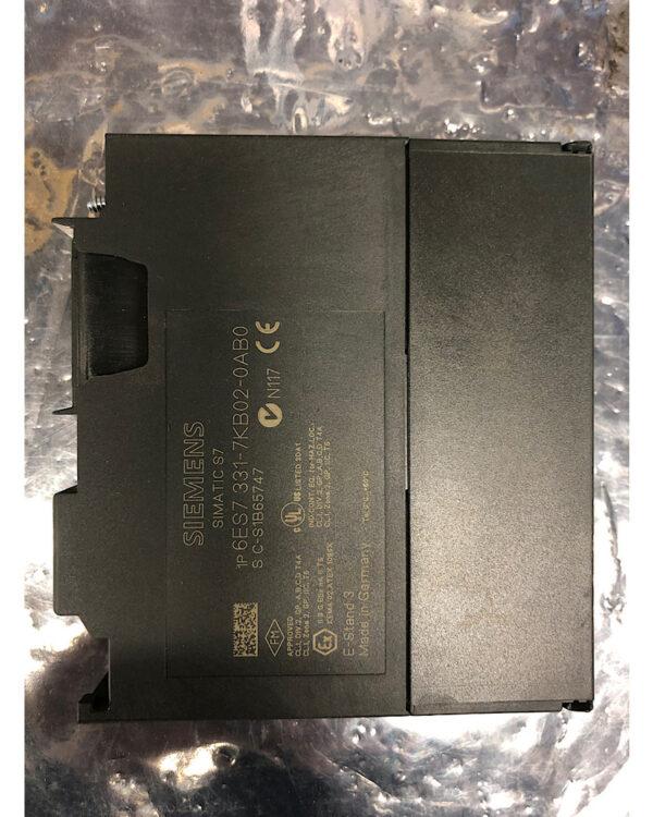 Siemens S7 Analog Input Module
