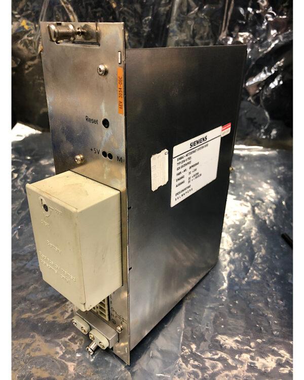 Siemens 3M Power Supply