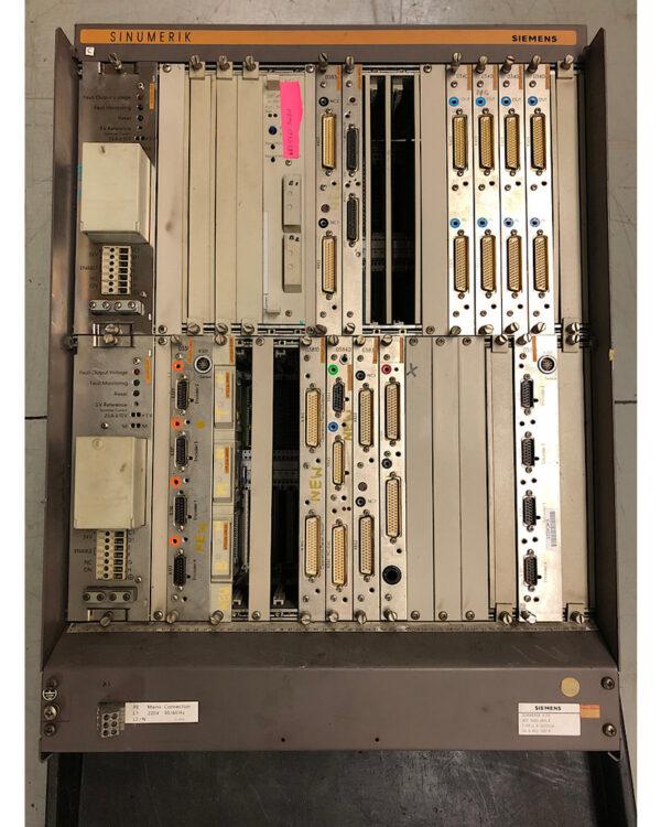 Siemens 3M CNC Rack
