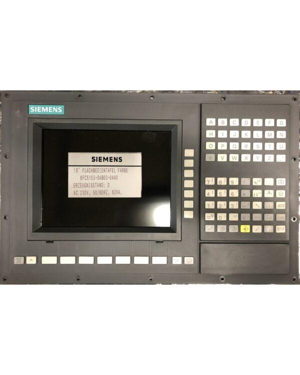 Siemens 840C Display Unit