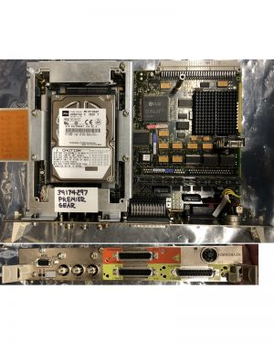Siemens 840C MMC CPU Board
