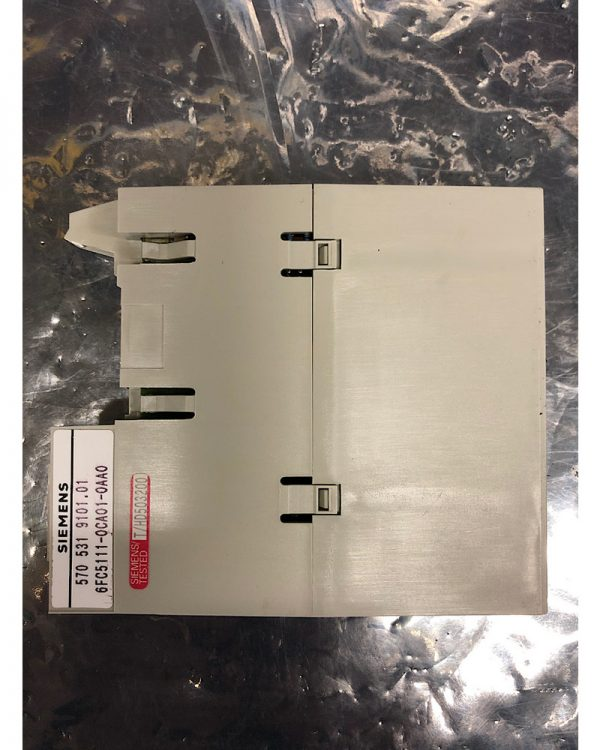 Siemens 840C Digital Input Module