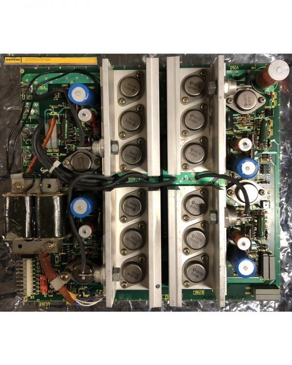 Siemens DC Servo Drive Power Card