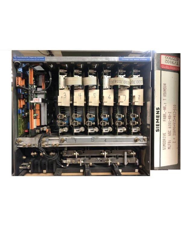 Siemens 6SC Series Drive rack