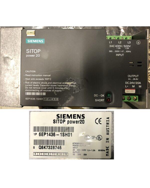 Siemens SITOP Power Supply