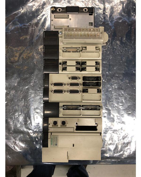 Telemecanique/Modicon PLC Rack