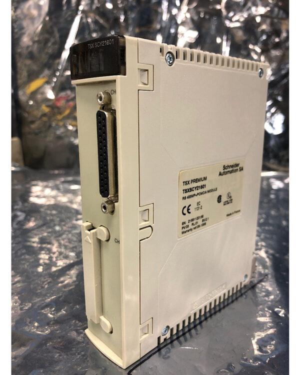 Telemecanique/Modicon Communications Card
